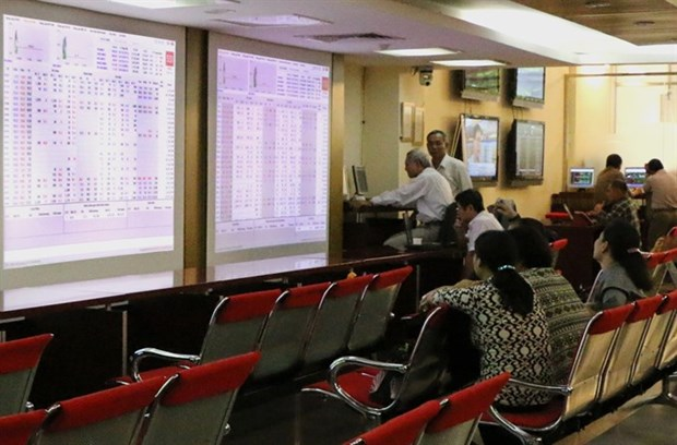 Bank stocks sustain market growth hinh anh 1