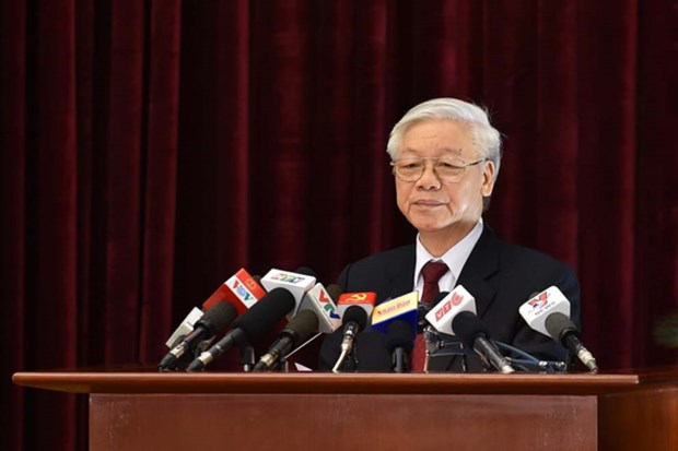 Party Central Committee issues three resolutions on economic issues hinh anh 1