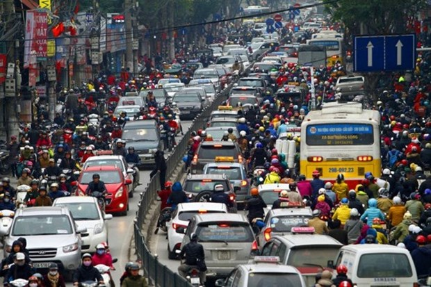 Hanoi concocts scheme to take personal motorbikes hinh anh 1