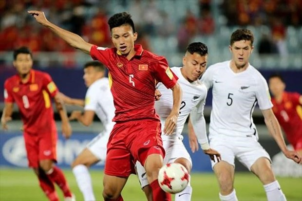 Vietnamese player in Asian best 11 at U20 World Cup hinh anh 1