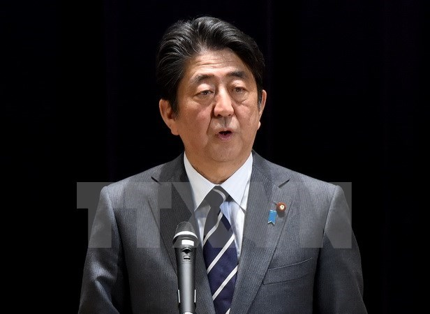 Japan vows to work with ASEAN to maintain int'l order hinh anh 1