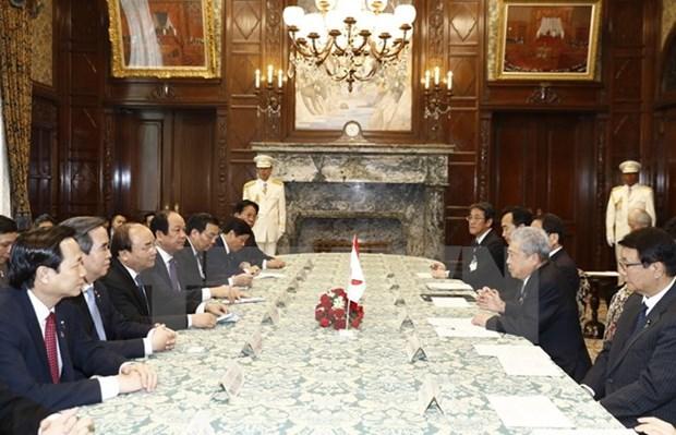 Vietnam treasures Japan's ODA: PM hinh anh 1