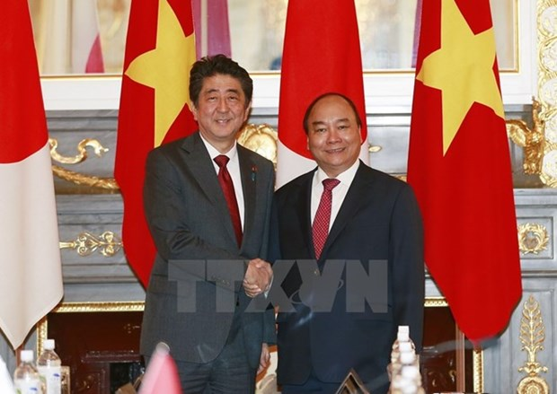 Vietnam, Japan issue joint statement on deepening partnership hinh anh 1