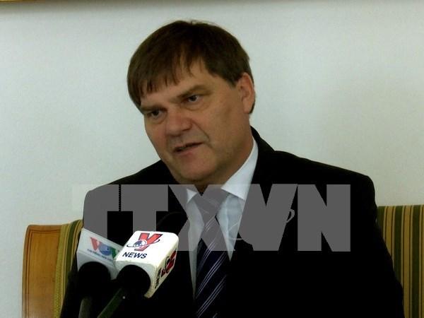 Czech Republic considers Vietnam key partner in SE Asia hinh anh 1
