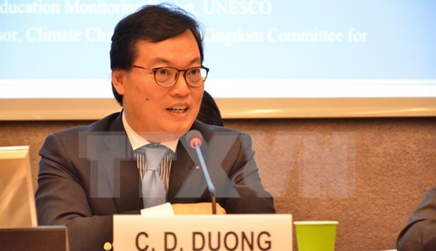 Vietnam attends 35th meeting of UN Human Rights Council hinh anh 1