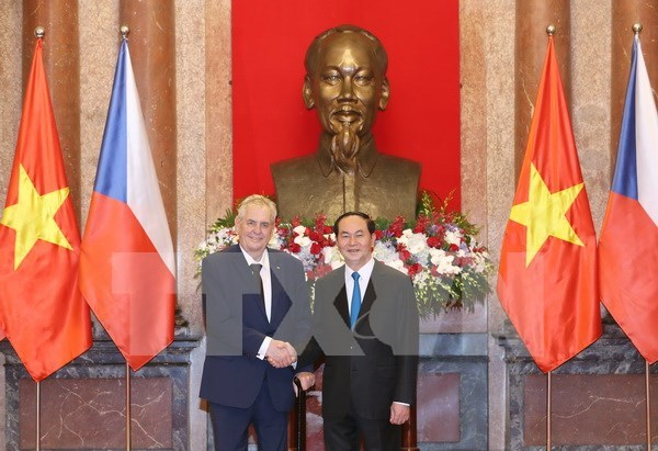 Vietnam, Czech Republic agree to foster ties across fields hinh anh 1