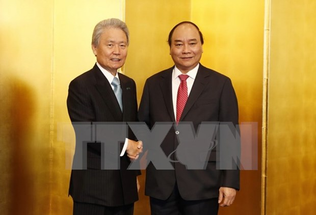 Vietnam calls for Japan leading in PPP projects hinh anh 1