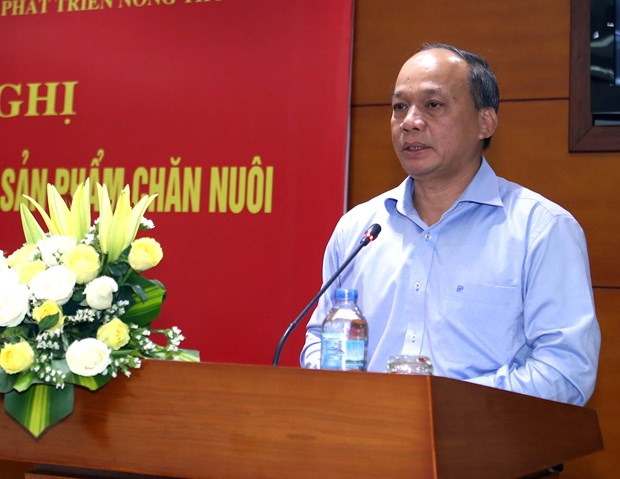MARD seeks to increase livestock product exports hinh anh 1