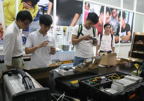 Maker renovation space launched in HCM City hinh anh 1