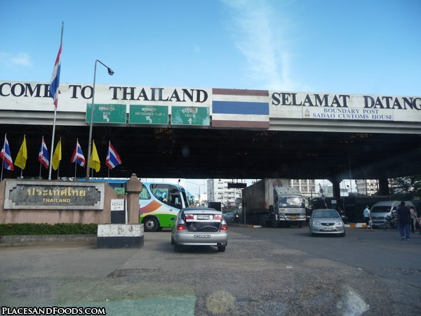 Thailand closes six border crossings with Malaysia hinh anh 1