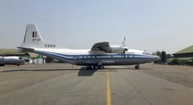 Seven more bodies found in Myanmar army plane accident hinh anh 1