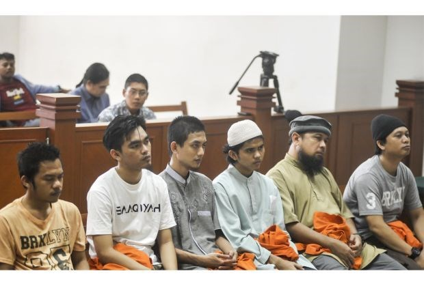 Indonesia jails Singapore rocket plot suspects hinh anh 1