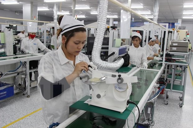 Vietnam, RoK boost cooperation in mechanics, electronics hinh anh 1