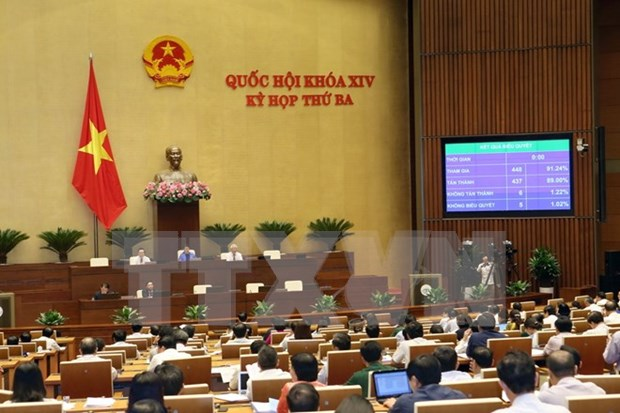 More bills to be approved in next National Assembly sessions hinh anh 1