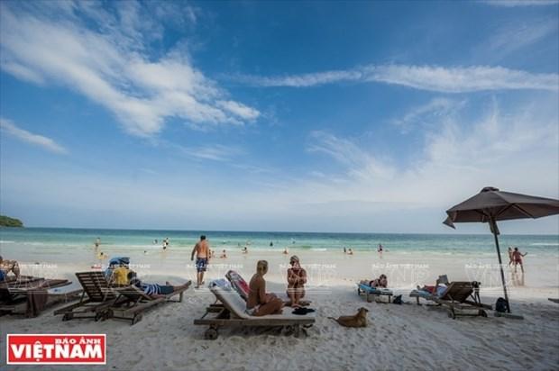 Phu Quoc island draws tourism developers hinh anh 1