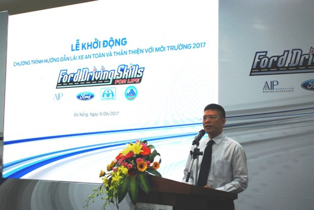 Ford Vietnam launches safe driving programme hinh anh 1