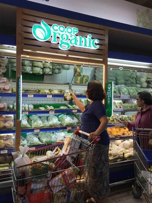Demand for organic product keeps rising hinh anh 1