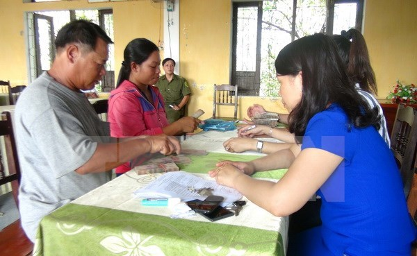 Compensation for marine environment incident victims in Thua Thien-Hue hinh anh 1