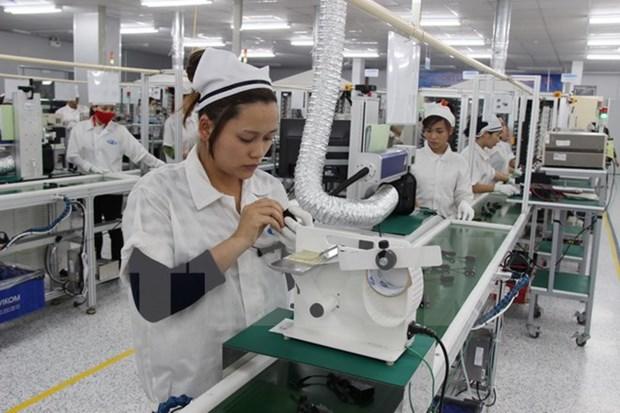 Japan helps Ha Nam develop manufacturing workforce hinh anh 1