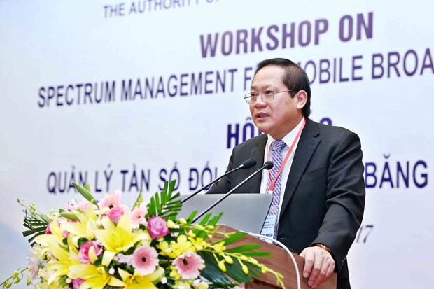 Vietnam needs to avoid outdated technology in 4G-to-5G transition hinh anh 1