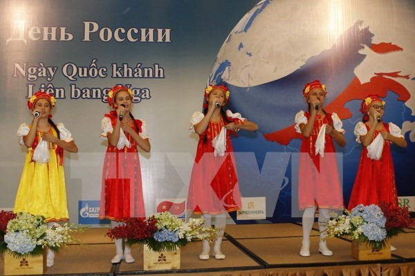 Russia's Independence Day celebrated in HCM City hinh anh 1