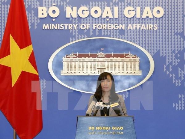 Vietnam condemns terrorist attacks in Iran hinh anh 1