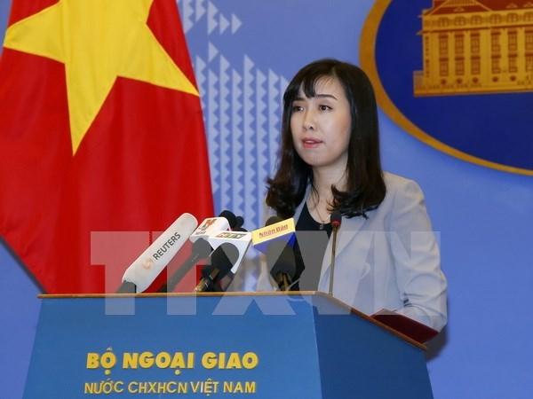 Vietnam hopes Qatar, Persian Gulf states resume dialogues hinh anh 1