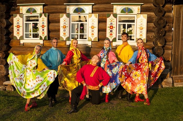 Famous Russian choir to sing in Hanoi hinh anh 1