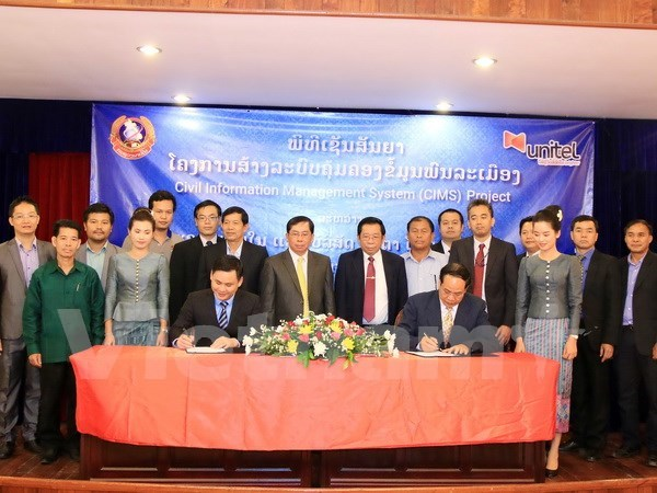Star Telecom to build population management system for Laos hinh anh 1