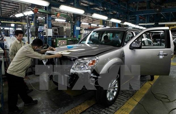 Ford holds 10.6 percent of Vietnam's car market hinh anh 1