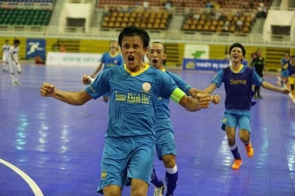 Sanna Khanh Hoa to compete in ASEAN futsal event hinh anh 1