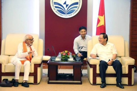 Vietnam, India promote people-to-people diplomacy hinh anh 1