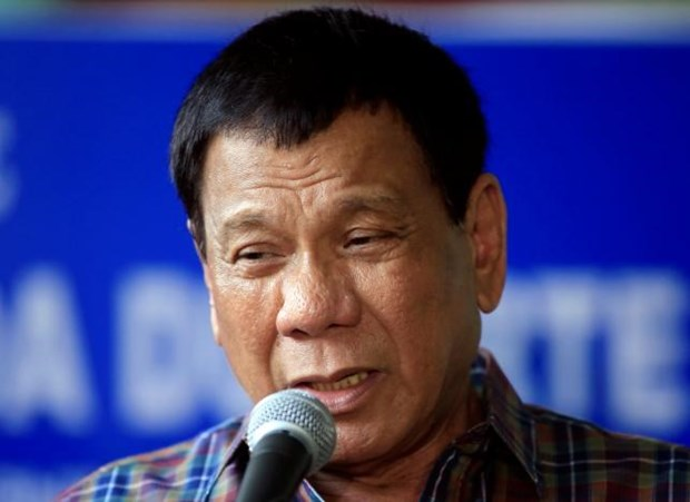 Philippine President: IS leader responsible for fighting in Marawi hinh anh 1