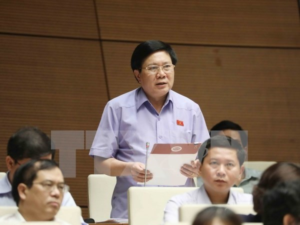 Draft law on foreign trade management ratified hinh anh 1