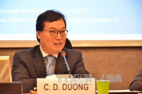 Vietnam calls for women's stronger leadership in climate issues hinh anh 1