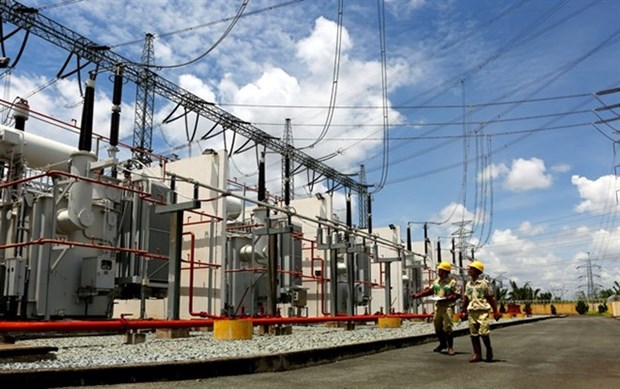 EVN vows to maintain high power generation during dry season hinh anh 1