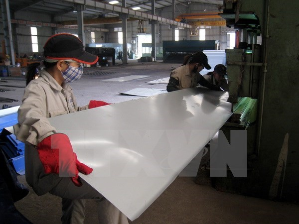 Vietnam's steel industry expected to grow 12-15 percent hinh anh 1