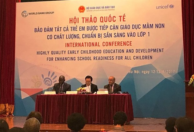 Vietnam seeks early childhood education hinh anh 1