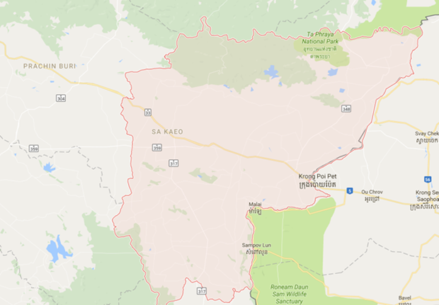 Two Vietnamese killed in traffic accident in Thailand hinh anh 1