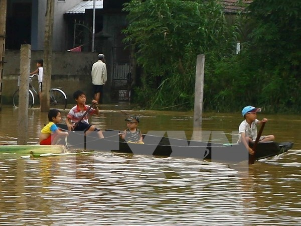 Seminar discusses child protection amid climate change hinh anh 1