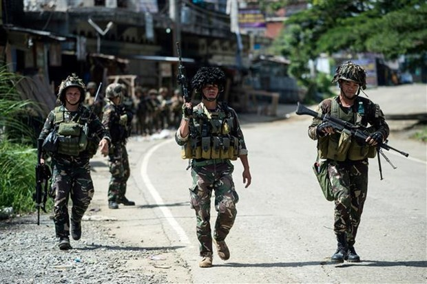 Philippines: Militants control 20 percent of Marawi city hinh anh 1