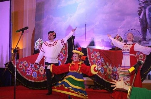 Russia's Independence Day observed in Hanoi hinh anh 1