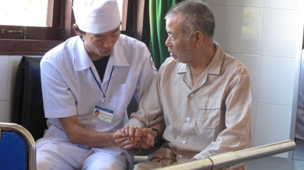 JICA volunteers support Can Tho in health, sports hinh anh 1