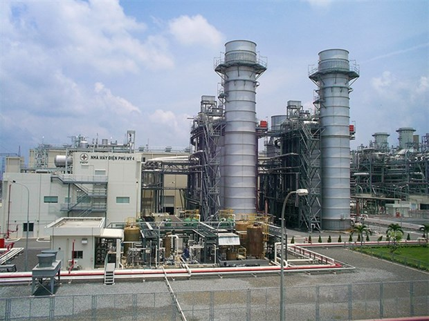 Big thermal power plant to be built in Ba Ria-Vung Tau hinh anh 1
