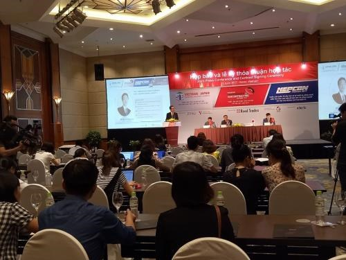 Exhibitions to promote Vietnam's support industry hinh anh 1