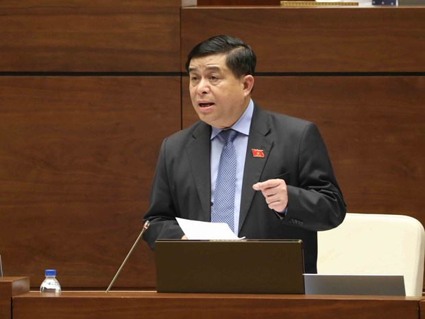 Mixed views on minister's reply to public investment queries hinh anh 1