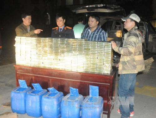 Phu Tho sentences three heroin traffickers to death hinh anh 1
