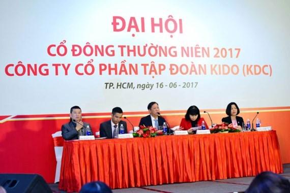 KIDO Corporation plans big for 2017 hinh anh 1