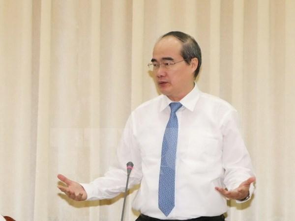 Ho Chi Minh City, Microsoft step up cooperation hinh anh 1
