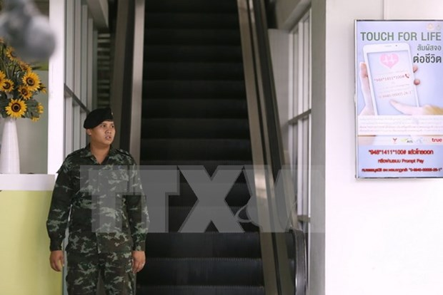 Thailand reveals suspect's identity in military hospital bombing hinh anh 1